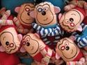 Obrazek  Wesoła małpka - motywacyjne zabawki